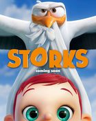 Storks บริการนกกระสา เบบี๋เดลิเวอรี่