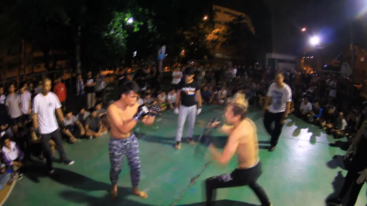Fight Club Thailand บิว x เบียร์ คู่ที่ 63