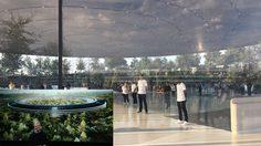 Apple Park อาคารกระจกใส สวยงาม แต่พนักงานเดินชนกระจกกันเพียบ