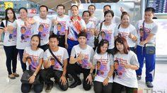 ประมวลภาพ ทัพพาราลิมปิก ทีมชาติไทย เหินฟ้าสู่บราซิล!