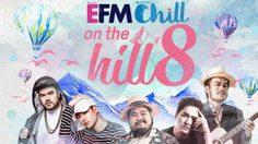 ประกาศผลผู้ได้รับบัตรร่วมงาน EFM Chill on The Hill No.8