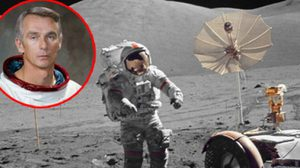 อาลัย ยูจีน เคอร์แนน นักบินอวกาศผู้เหยียบดวงจันทร์คนสุดท้ายเสียชีวิตแล้ว