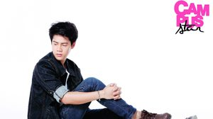 BU Cute Boy โปเต้-นันทวัฒน์ ทองปลาย เดือนวิศวะ ม.กรุงเทพ 2015