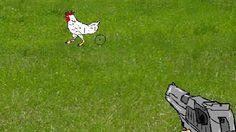 เกมส์ทำฟาร์มยิงไก่ Cock  Shooter