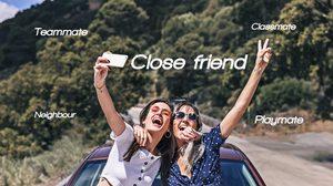 เพื่อน ภาษาอังกฤษ ใช้อะไรได้บ้าง นอกจากคำว่า Friend
