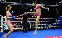 Bikini Kickboxing บิกินี่ มวยหญิง เซ็กซี่ ร้อนระอุทั้งสังเวียน