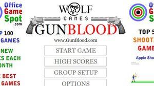 เกมส์ ดวลปืน GunBlood