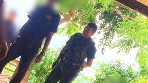ตำรวจพัทยา แจงปมคลิปว่อนเน็ต ทหารตีเตะคนร้าย หลังจับข้อหาเสพยา