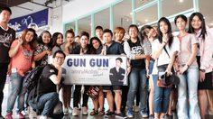 กัน รัชชานนท์ ทั้งร้อง-เต้น-ใกล้ชิดแฟนๆ ใน GUN GUN 1 st fan meeting