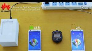 Huawei สาธิตเทคโนโลยีชาร์จแบบใหม่ ไวโคตรๆ