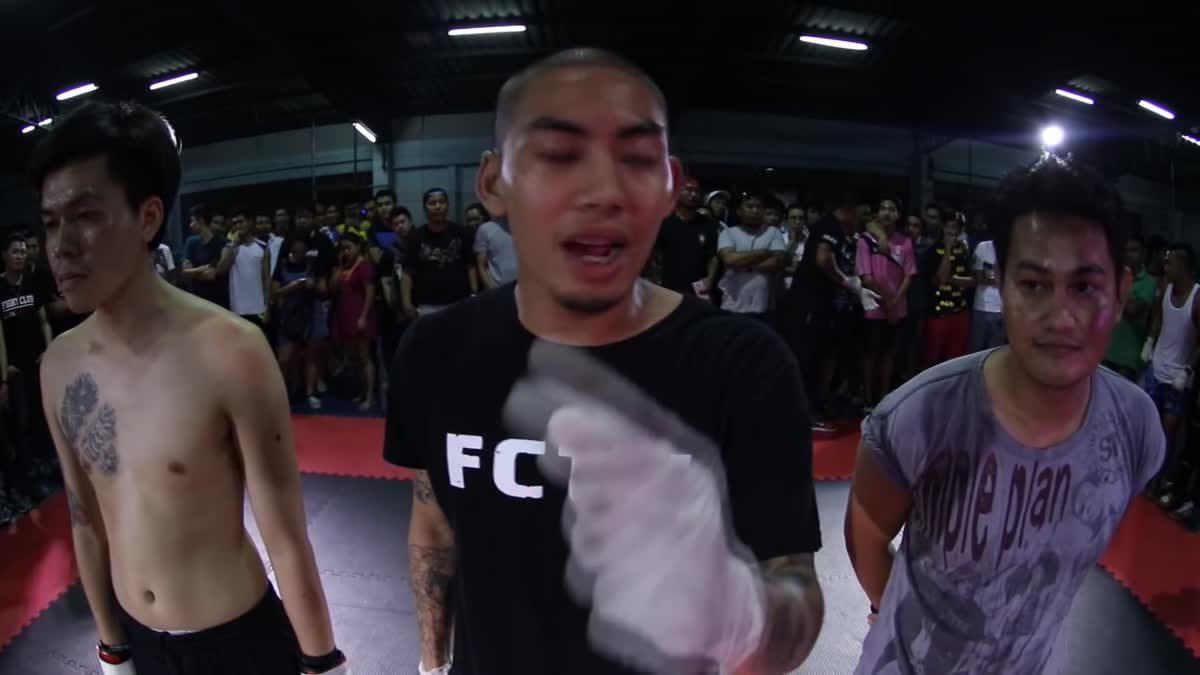 Fight Club Thailand ใต้ดิน โน่ x ตั๊กกี้ คู่ที่ 105