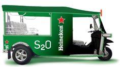 Heineken Tuk Tuk ที่จะพาทุกคนไปเปิดโลกประสบการณ์ดนตรีที่งาน S2O