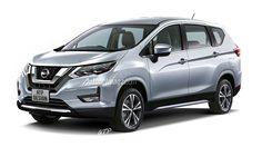 เรนเดอร์ Nissan Grand Livina เจนฯ ใหม่ล่าสุด เตรียมใช้แพลตฟอร์มเดียวกับ Xpander