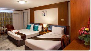 โรงแรม ชัยพัช โฮเตล ที่พักราคาไม่แพง กลางเมืองขอนแก่น