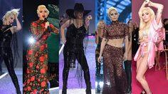 ปังทุกลุค! Lady Gaga บนเวทีนางฟ้า ไม่ทำให้ผิดหวัง!!