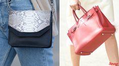 ไอเทมสุดหวงของผู้หญิง กระเป๋าหนัง  กับเคล็ดลับการดูแลง่ายๆไม่กี่ข้อแบบดาราสาว