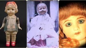 10 อันดับตุ๊กตาผีสิงที่น่ากลัวที่สุด สยองขวัญ!
