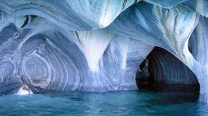 Marble Caves มหัศจรรย์ถ้ำหินอ่อน