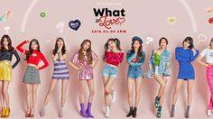 TWICE ฉายออร่าความรัก! ส่ง 'What is Love?'  ครองอันดับ 1 ชาร์ตเพลงเมืองไทย
