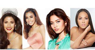 """4 สาวไทยที่พิสูจน์ว่า """"ไม่ว่าจะผิวสีไหนก็ชนะ"""""""