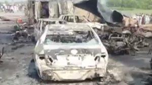 ระเบิดในปากีสถาน เจ็บ 49 ตาย 12 ราย ขณะที่กลุ่มตาลีบันประกาศอยู่เบื้องหลัง