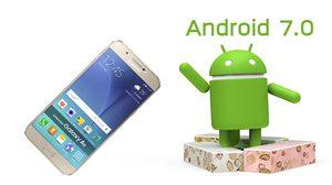 ได้เฮ!! Samsung เตรียมปล่อยอัพเดท Android 7.0 Nougat ผู้ใช้ Galaxy A8