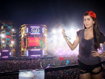 เหล่าซุป'ตาร์ เปียกซ่า Pepsi Presents S2O อภิมหาสงกรานต์ปาร์ตี้ EDM สุดยิ่งใหญ่ระดับโลก!!