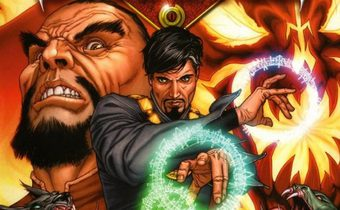 Doctor Strange ดร.สเตรนจ์ ฮีโร่ พลังเวทย์