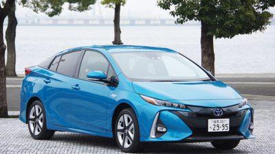 ยอดขาย Toyota all-new Prius PHV ทะลุเกินความคาดหมาย