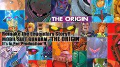 Gundam The Origin I พร้อมออกฉาย สิ้นเดือน กันยายน 2015!!!