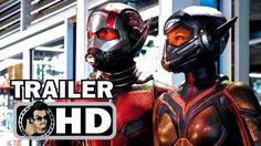 ดอกเตอร์ แฮงก์ พิม ติดปีกใส่ปืนให้เดอะวอสป์บู๊ระห่ำ!! ในตัวอย่างแรก Ant-Man and the Wasp