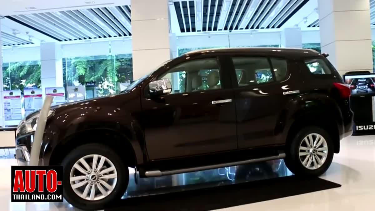 ขับรถเที่ยวกรุง กับ The New Isuzu MU-X Privileged Press Trip