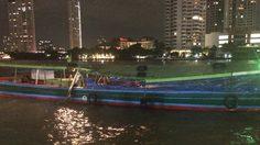 เรือโดยสารเฉี่ยวชนกัน ในแม่น้ำเจ้าพระยาช่วงสาทร จ่อตั้งกรรมการสอบ