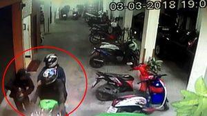 เตือนภัย! แห่แชร์คลิปชายเมาขาดสติ พกมีดไล่แทงสองหนุ่มสาวขับจักรยานยนต์