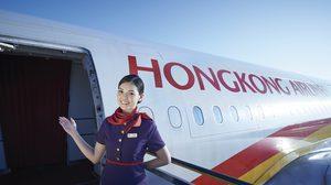 ฮ่องกงแอร์ไลน์เปิดเส้นทางบินสู่ลอสแอนเจลิส