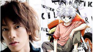 """""""เคนชิน"""" อยากเล่นบทเป็น """"คิรัวร์"""" จาก Hunter × Hunter"""
