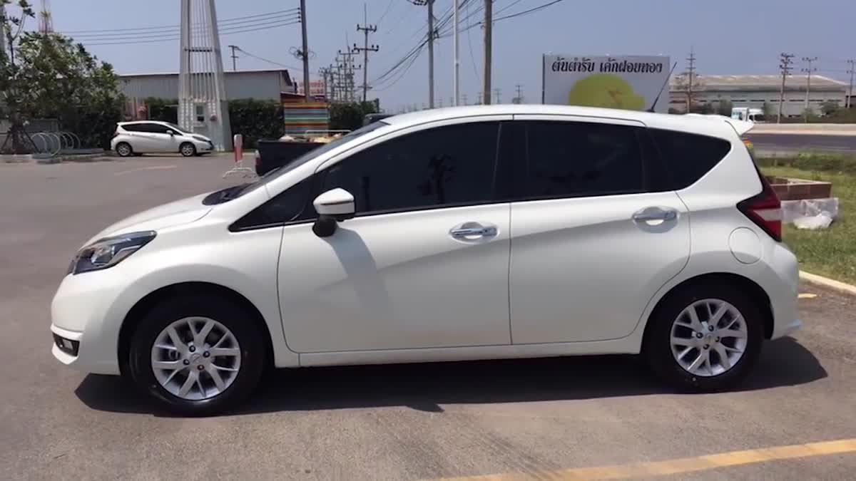 [Live] ลองขับ Nissan Note 1.2L ครั้งแรกบนถนนเมืองไทย