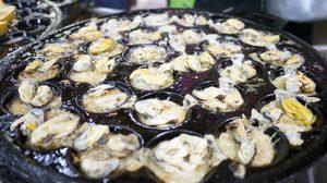 วิธีทำ หอยทอดครก แค่แคะก็อร่อย