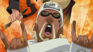 คิลเลอร์ บี  ชายผู้มีพลัง แปดหาง จาก Naruto