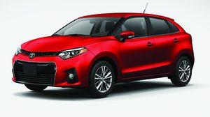 เปิดภาพ Render Toyota Corolla ที่ได้แรงบันดาลใจมาจาก Suzuki Maruti Baleno