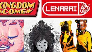 Kingdom Come พากระทบไหล่ 3 ศิลปินสุดแนว กับ เล่นอะไรในคิงด้อมคัม