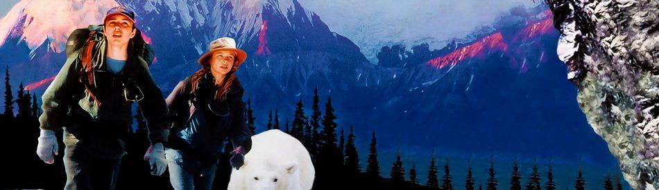 Alaska อลาสก้า หมีน้อย หัวใจมหึมา