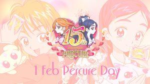 Percure Day !! 1 กุมภาพันธ์วันของมหัศจรรย์สาวน้อยพริสตี้เคียว