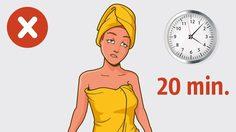 5 วิธี อาบน้ำ แบบผิดๆ ที่เราทำทุกวัน และทำร้ายผิวโดยไม่รู้ตัว!