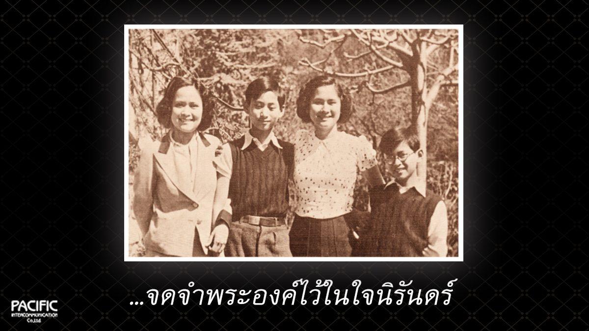 75 วัน ก่อนการกราบลา - บันทึกไทยบันทึกพระชนมชีพ