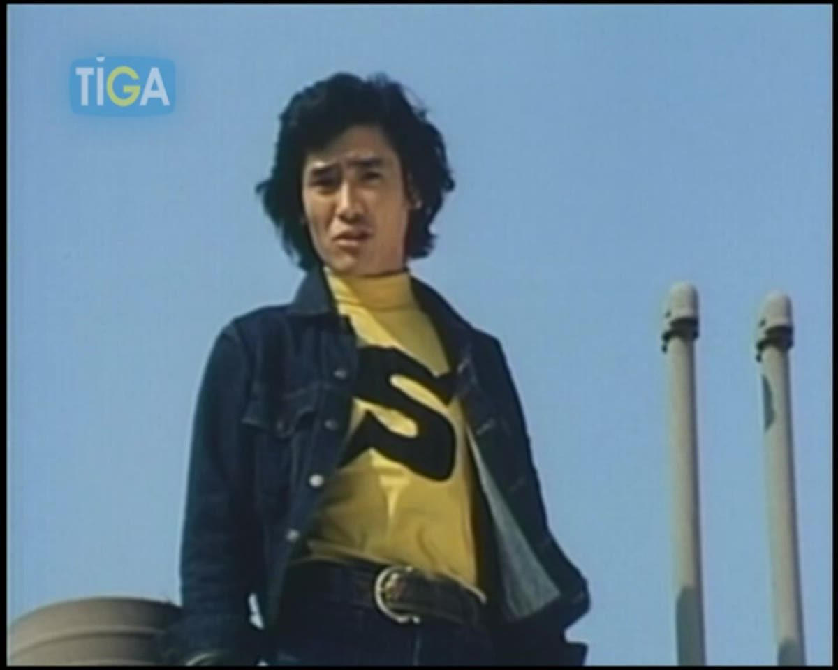 Masked Rider Stronger ตอนที่ 8-2