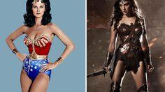 รวมภาพ Superhero ตั้งแต่อดีตถึงปัจจุบัน พวกเขาเปลี่ยนไปขนาดไหน
