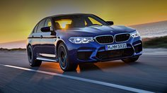 เผยโฉม All – New BMW M5 รถสปอร์ตซีดานหรู ขับเคลื่อนสี่ล้อด้วยเทคโนโลยี M xDrive