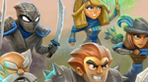 Hero Academy (เกมไอโฟน เกมส์ iPhone) วางแผนการรบห้าเผ่า