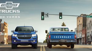 กระบะ Chevrolet ฉลองครบรอบ 100 ปี เปิดจองรุ่นพิเศษทางออนไลน์ ครั้งแรกในประเทศไทย